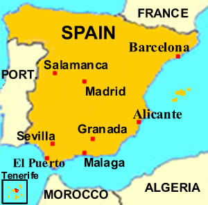 Barcelona In Spain Map.Barcelona Spain Map Imsa Kolese